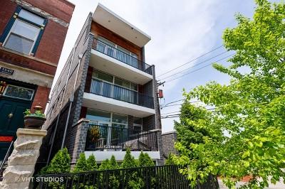 Chicago Condo/Townhouse For Sale: 1542 North Artesian Avenue North #1