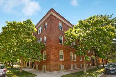 Condo/Townhouse New: 4055 North Wolcott Avenue #2S