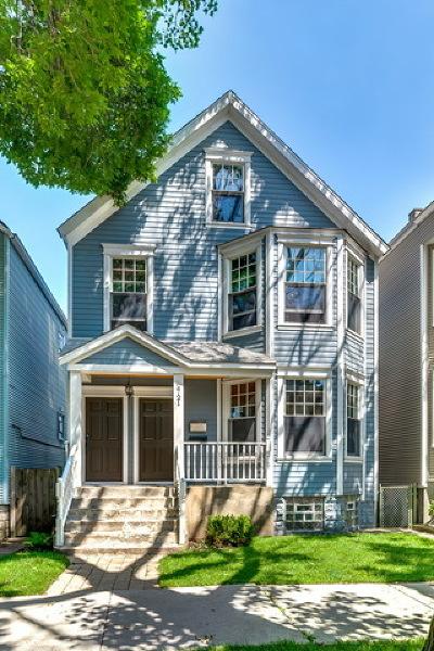 Multi Family Home For Sale: 2721 North Marshfield Avenue