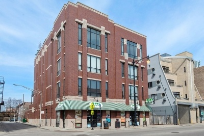 Condo/Townhouse For Sale: 1609 North Hoyne Avenue #4W
