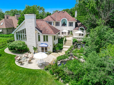 Oak Brook Single Family Home For Sale: 3617 North Madison Street