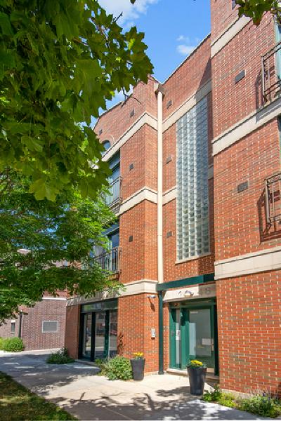 Condo/Townhouse New: 1448 West Montrose Avenue #2W
