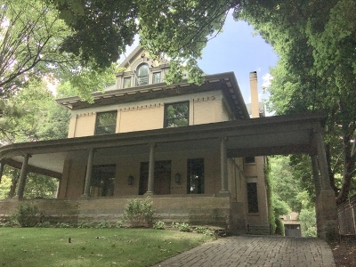 Evanston Single Family Home For Sale: 1304 Forest Avenue