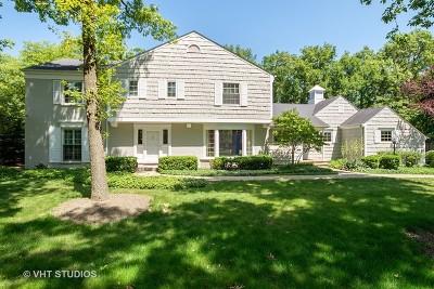 Lake Forest Single Family Home For Sale: 567 Rockefeller Road