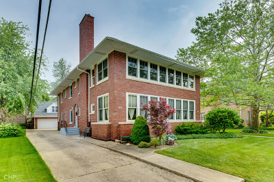 Chicago Multi Family Home Contingent: 1928 West 102nd Street