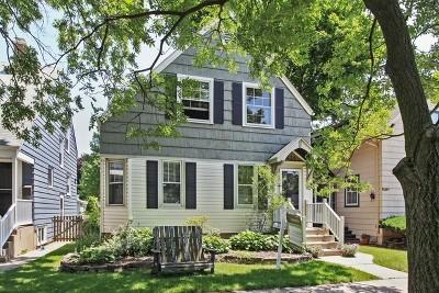 Evanston Rental For Rent: 2615 Central Park Avenue
