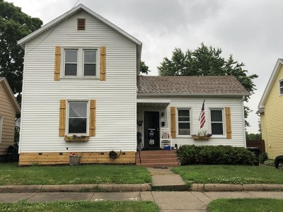 Multi Family Home For Sale: 1307 West Chestnut Street