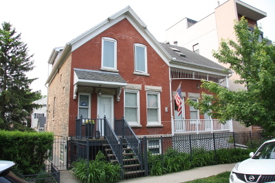 Wicker Park, Bucktown Single Family Home Price Change: 2327 West Lyndale Street