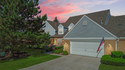 McHenry Condo/Townhouse For Sale: 5616 Chesapeake Drive #5616