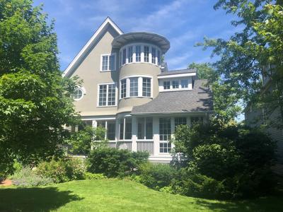 Evanston Single Family Home For Sale: 649 Michigan Avenue