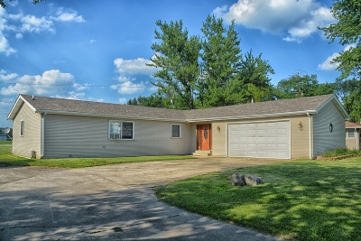 Kankakee Single Family Home Contingent: 1715 West 2000s Road