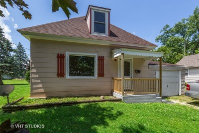Marengo Single Family Home Contingent: 816 North Page Street