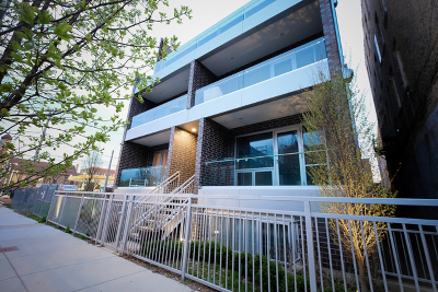 Condo/Townhouse For Sale: 1218 North Noble Street #2S