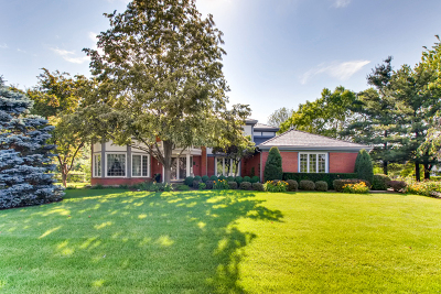 Mundelein Single Family Home For Sale: 26730 North Longmeadow Circle