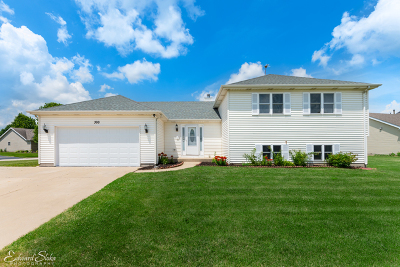 Woodstock Single Family Home Price Change: 300 Clover Chase Circle