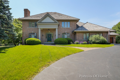 Lake Forest Single Family Home For Sale: 1115 Bridgeview Lane