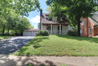 Bloomington Single Family Home For Sale: 1518 North Clinton Boulevard