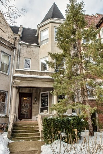 Chicago Single Family Home Re-Activated: 5530 South Blackstone Avenue