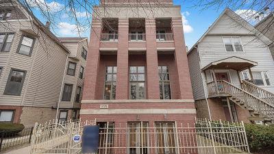 Condo/Townhouse For Sale: 3725 North Kenmore Avenue #2