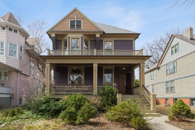 Andersonville Single Family Home For Sale: 5322 North Magnolia Avenue