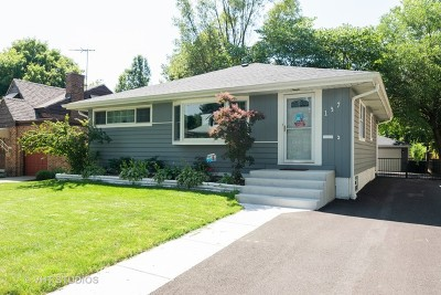 Riverside Single Family Home For Sale: 137 East Quincy Street