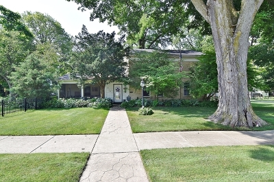 Batavia  Single Family Home For Sale: 312 Spring Street