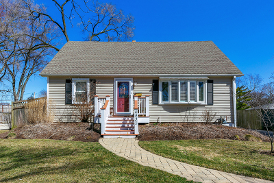 Downers Grove Single Family Home For Sale: 4331 Prospect Avenue