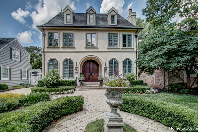 Hinsdale Single Family Home For Sale: 320 Justina Street
