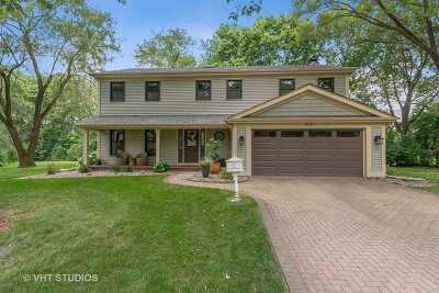 Cress Creek Single Family Home For Sale: 1513 Maple Hills Court