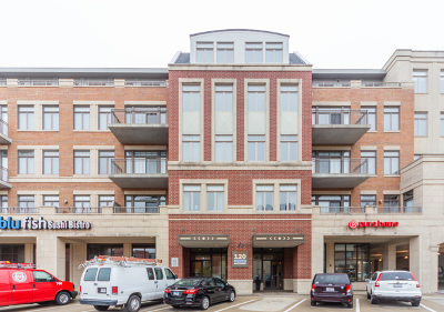 Uptown Condominiums Condo/Townhouse For Sale: 120 North Northwest Highway #201