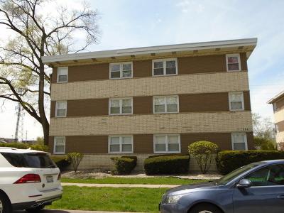La Grange Park Condo/Townhouse For Sale: 308 Beach Avenue #3D