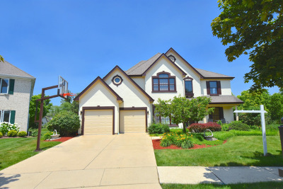 Westmont Single Family Home For Sale: 700 Fairfield Court