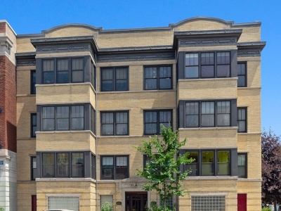 Condo/Townhouse For Sale: 6741 North Sheridan Road #3S