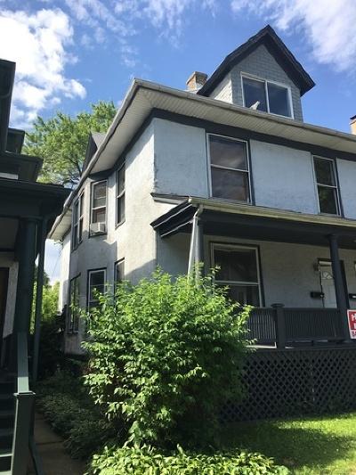 Evanston Rental For Rent: 1116 Foster Street #2