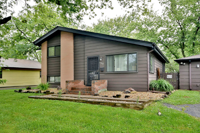 Glendale Heights Single Family Home For Sale: 628 Easy Street
