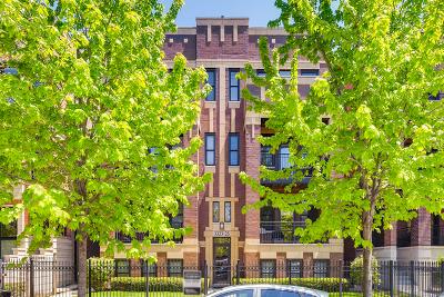 Condo/Townhouse For Sale: 3325 North Seminary Avenue #3N