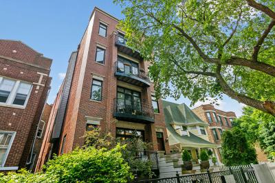Condo/Townhouse For Sale: 5818 North Winthrop Avenue #1F