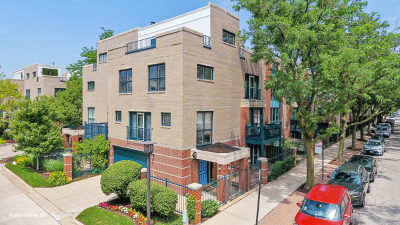 Condo/Townhouse For Sale: 1436 South Federal Street
