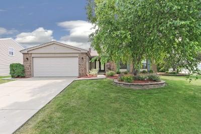Schaumburg Single Family Home Price Change: 5 Shore Drive
