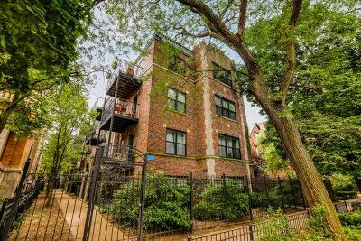 Condo/Townhouse For Sale: 627.5 West Arlington Place #2