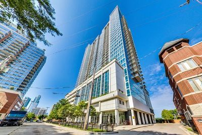 Chicago Condo/Townhouse New: 1629 South Prairie Avenue #1203