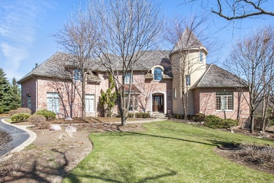 Single Family Home For Sale: 14 South Wynstone Drive