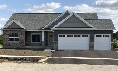Sycamore Single Family Home For Sale: Lot 9 Sandcastle Drive