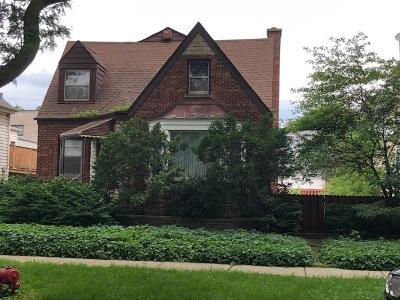 Single Family Home For Sale: 2438 West Carmen Avenue