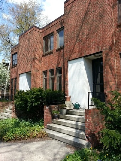 Chicago Condo/Townhouse Re-Activated: 5225 South Kimbark Avenue