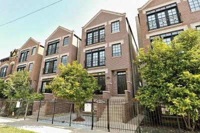 Chicago Multi Family Home For Sale: 337 South Leavitt Street
