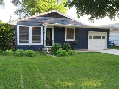 Morris Single Family Home For Sale: 407 McKinley Street