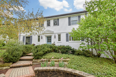 Wheaton Single Family Home For Sale: 414 West Madison Avenue