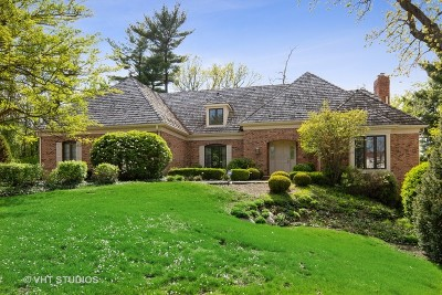 Oak Brook Single Family Home For Sale: 919 Saint Stephens Grn Circle