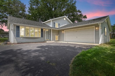 Glen Ellyn Single Family Home Contingent: 2n434 Pleasant Avenue